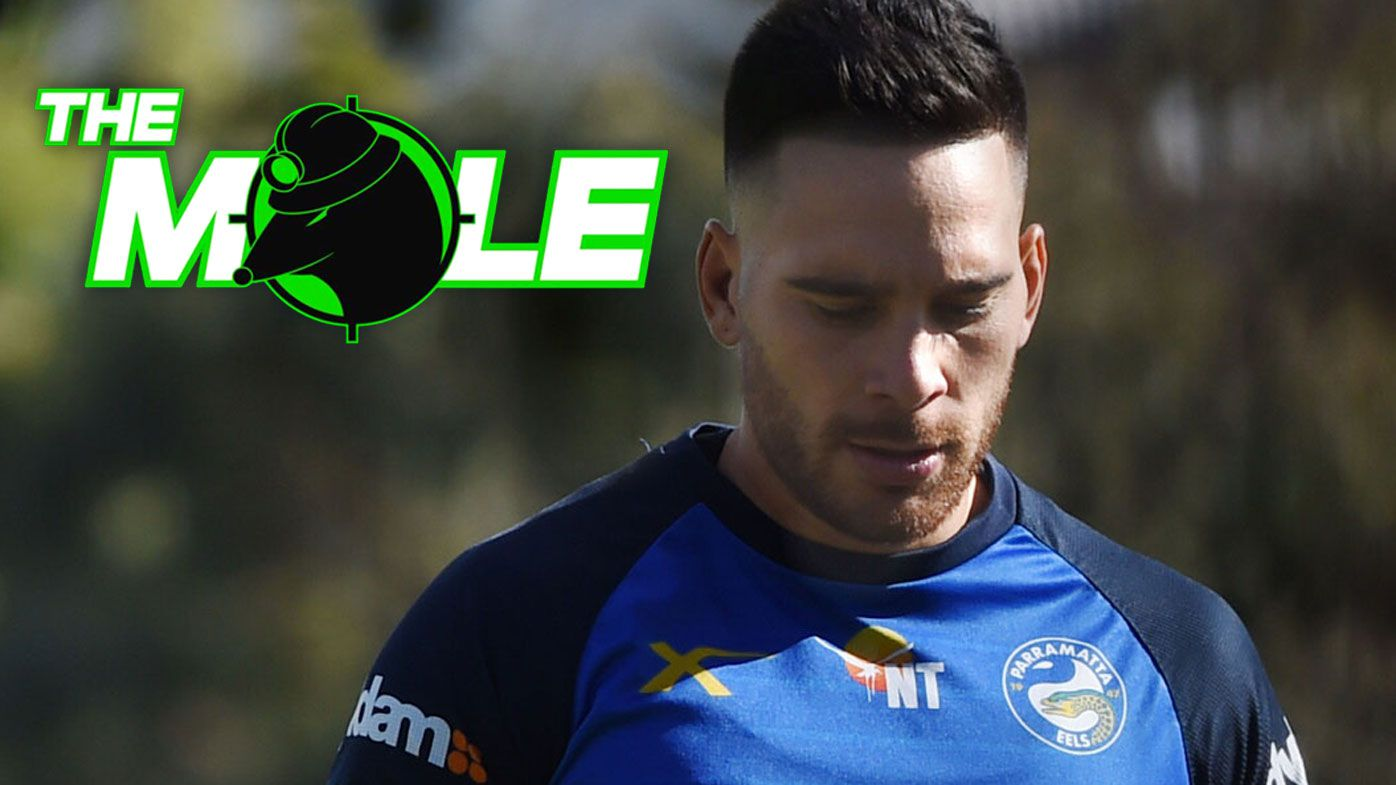 Fed-up Parramatta Eels to part company with troubled five-eighth Corey Norman: The Mole
