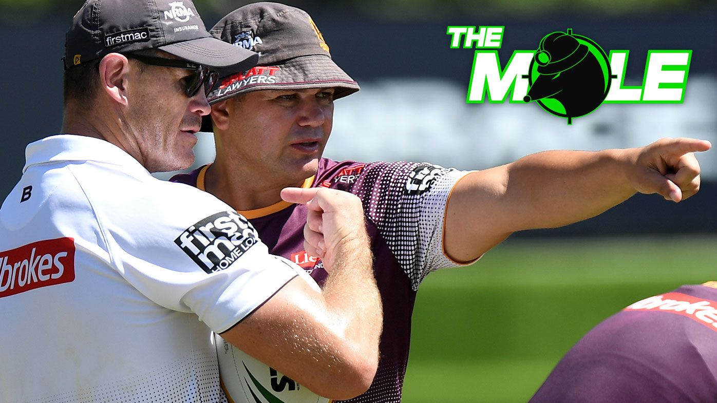 The Mole: Brisbane Broncos considering shock new captaincy contender