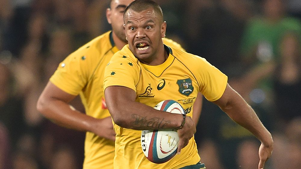 Wallabies star Kurtley Beale calls for rugby to have extra time