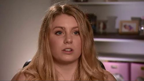 Young mum Emma Cooksey says she has been forced to drive around for hours looking for a special form of baby formula.