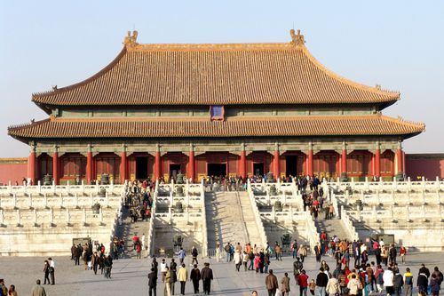 Beijing is full of history but certain events aren't marked or spoken about.