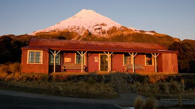 <strong>The Camphouse, Taranaki</strong>