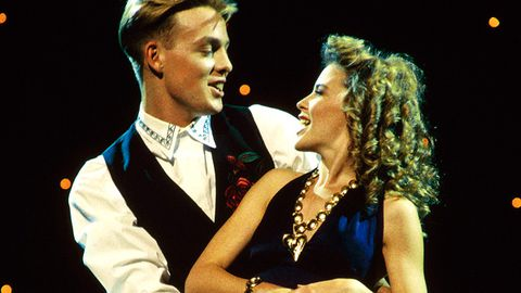 'We cemented it in a Travelodge': Jason Donovan and Kylie Minogue first had sex in a hotel