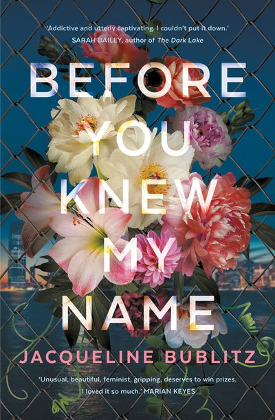 Before You Knew My Name - Jacqueline Bublitz
