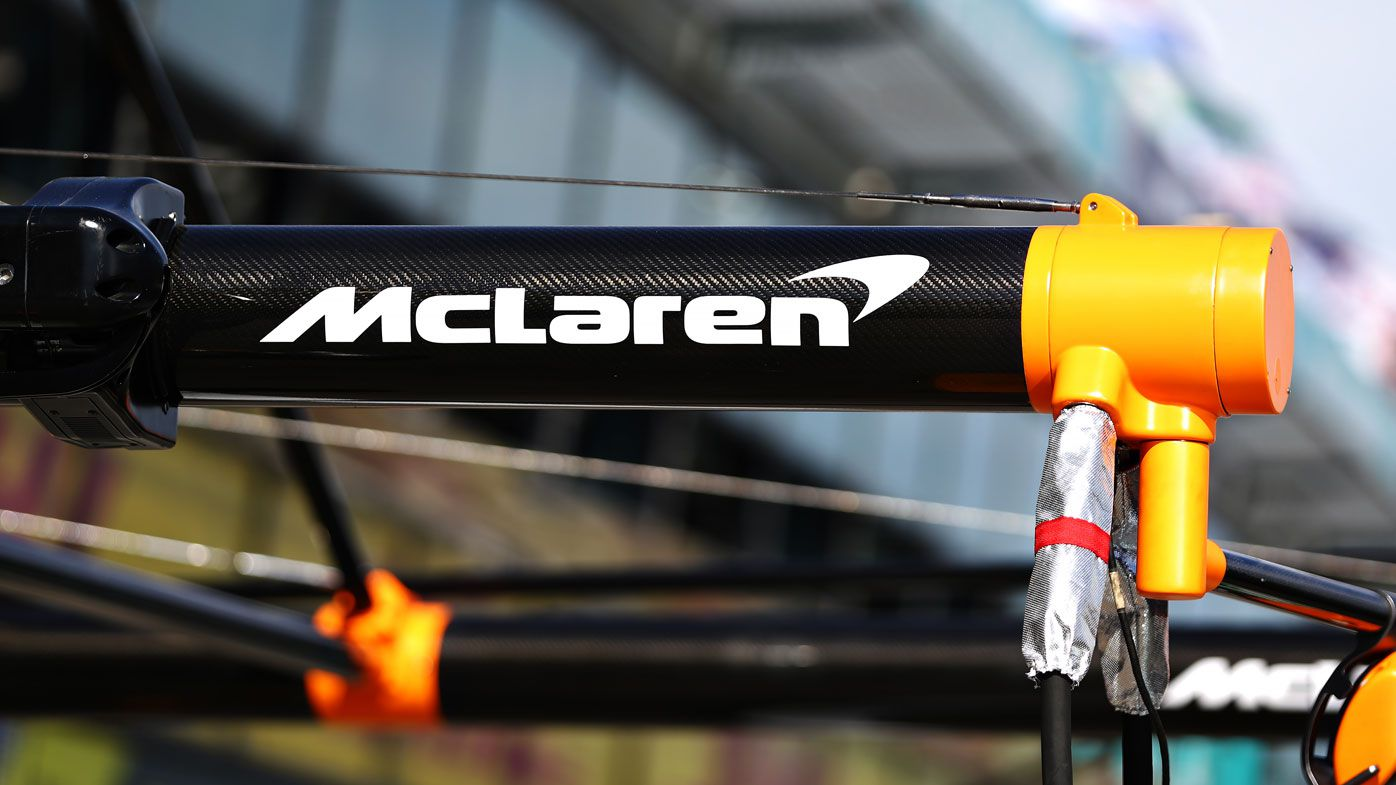 McLaren Racing withdraw from Australian Grand Prix. (getty)