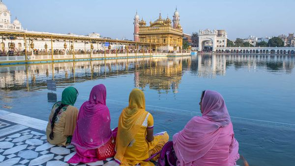 Amritsar is home to one of India's most amazing landmarks, The Golden Temple.