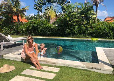Bali villa resort