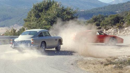 The DB5 made its movie debut in Goldfiner and the reissue is not the first time Aston Martin has reborn a special edition car.