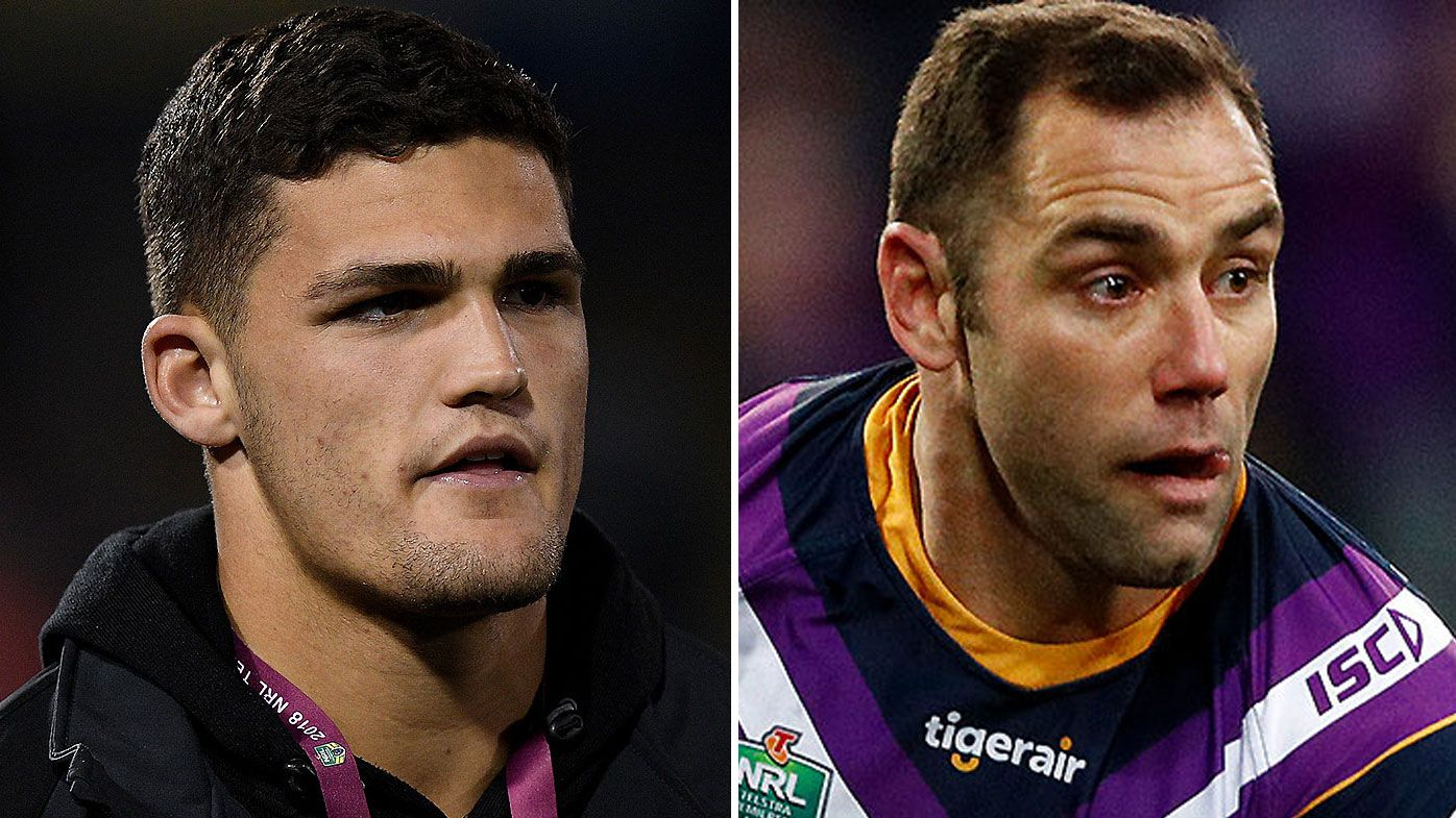 Nathan Cleary Cameron Smith