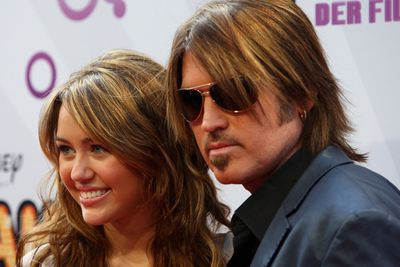 Country singer, Billy Ray Cyrus, totally uses daughter, Miley, to get himself in the spotlight. What could be worse than have your Dad star in your own TV show? But really, Billy Ray could make this slideshow on bad hair alone. First there was the mullet in the 90s; now he looks as though he keeps a GHD straightener on hand 24/7.