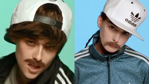 Awks! Can you recognise these Hollywood A-listers dressed as drag kings?