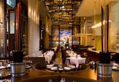 Glass Brasserie, Sydney - $170