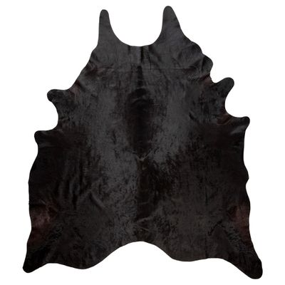 Cow hide wall hanging