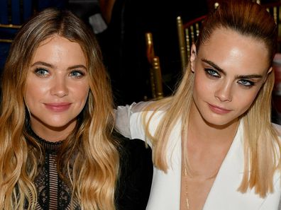 Ashley Benson and Cara Delevingne.