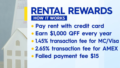 How rental reward schemes work.