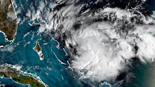 Dorian relief suspended in Bahamas to prepare for Tropical Storm Humberto