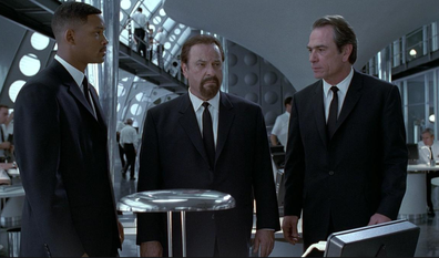 Men In Black's Rip Torn