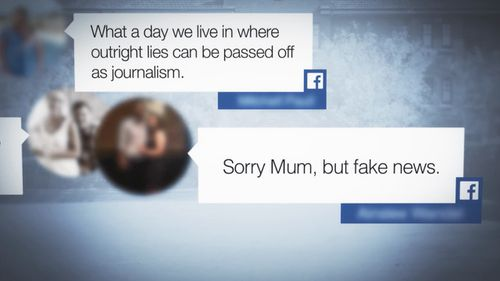 """After sharing her experience with the nation, Ms Kirwan was shockingly vilified by an onslaught of online abuse calling her """"a liar"""" and her story """"fake news"""". Picture: 60 Minutes"""