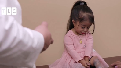 Jyoti Amge is reconsidering surgery after talking to numerous doctors.