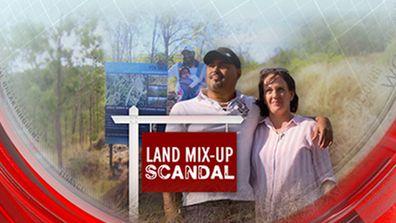 Land mix up scandal