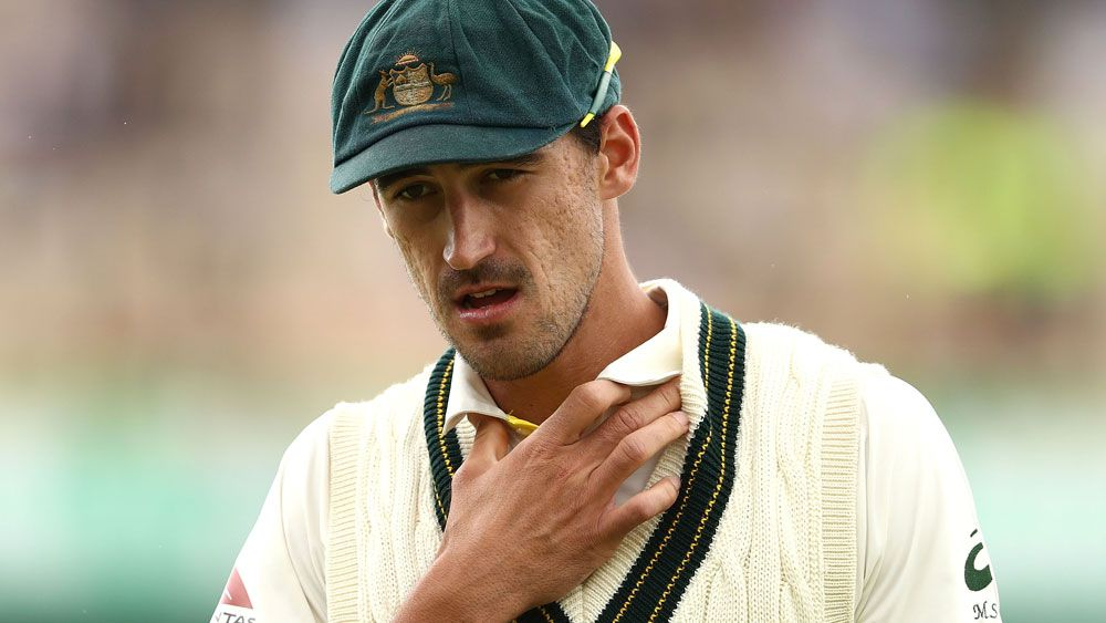 Ashes 2017: Mitchell Starc targeting fifth Test return at SCG