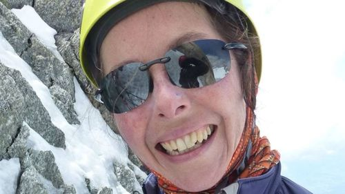 Mountaineer Ruth McCance, from Sydney, was on an expedition that was hit by an avalanche.