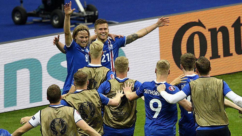 Iceland in dreamland after Euros joy
