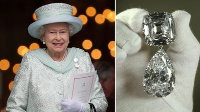 Cullinan III & IV Brooch - $100 million