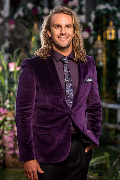 The Bachelorette Australia's Adam