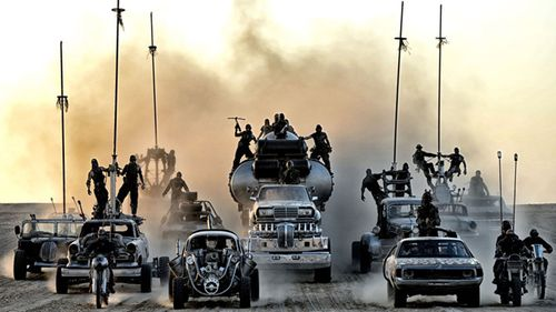 Mad Max dominated the 2016 Oscars.