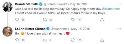 What happened between LeAnn Rimes, Eddie Cibrian and Brandi Glanville?