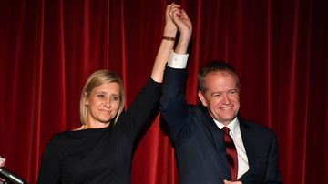 Shorten claims by-election victory