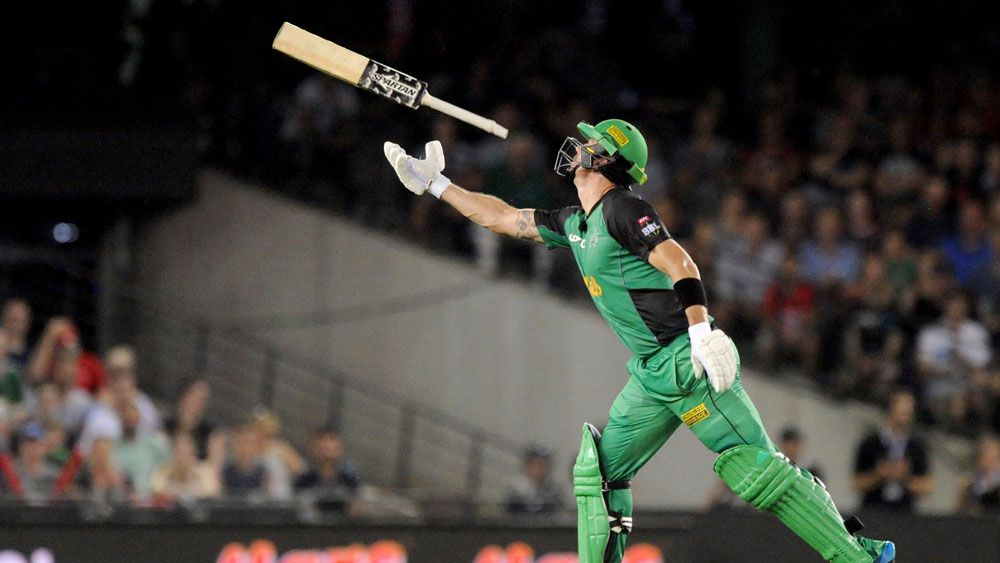 Kevin Pietersen continued his great run of form. (AAP)