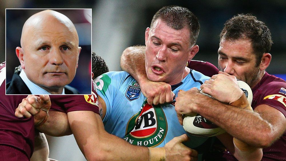 Gallen dumbfounded by Sterlo's axe