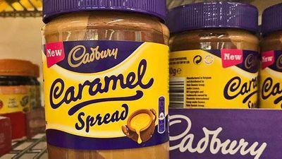 Cadbury caramel spread sends shoppers into frenzy