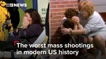The worst massacres in modern US history