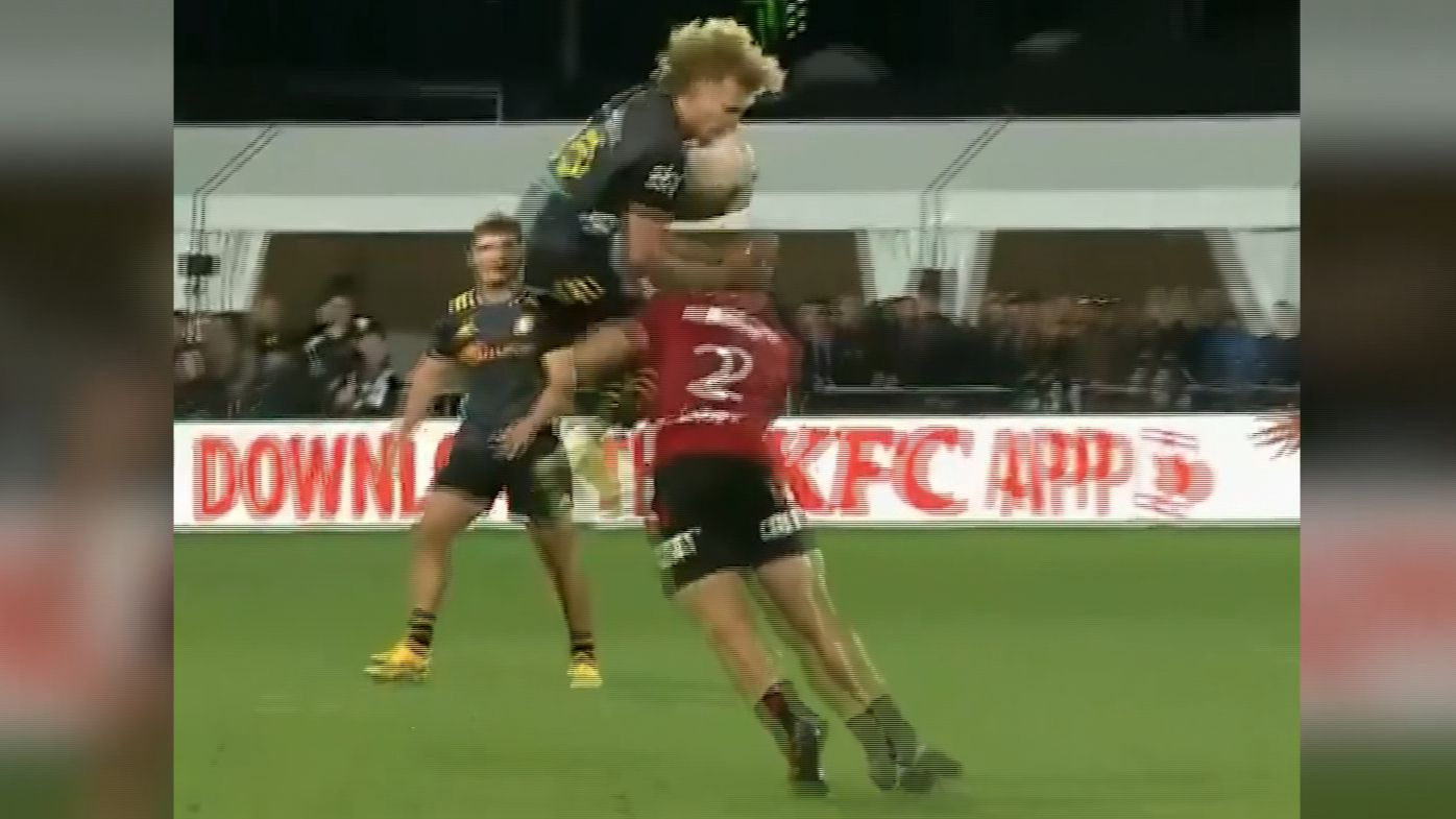 Super Rugby Aotearoa: Crusaders topple the Chiefs to bag fifth straight crown