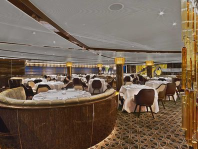 Seabourn Encore The Grill by Thomas Keller