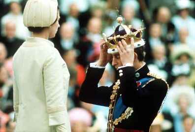 Prince of Wales investiture