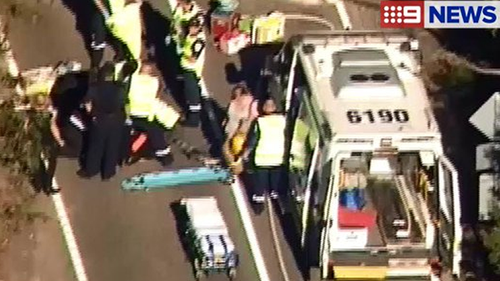 Anzac Day long weekend road toll climbs to 11 after crashes in NSW, Queensland and Victoria