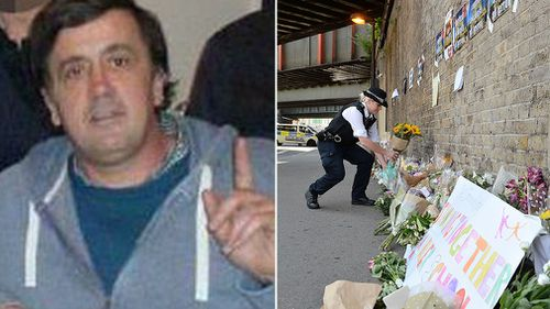 Father-of-four Darren Osborne has been identified as the suspect allegedly behind the terror attack. (Facebook/AAP)
