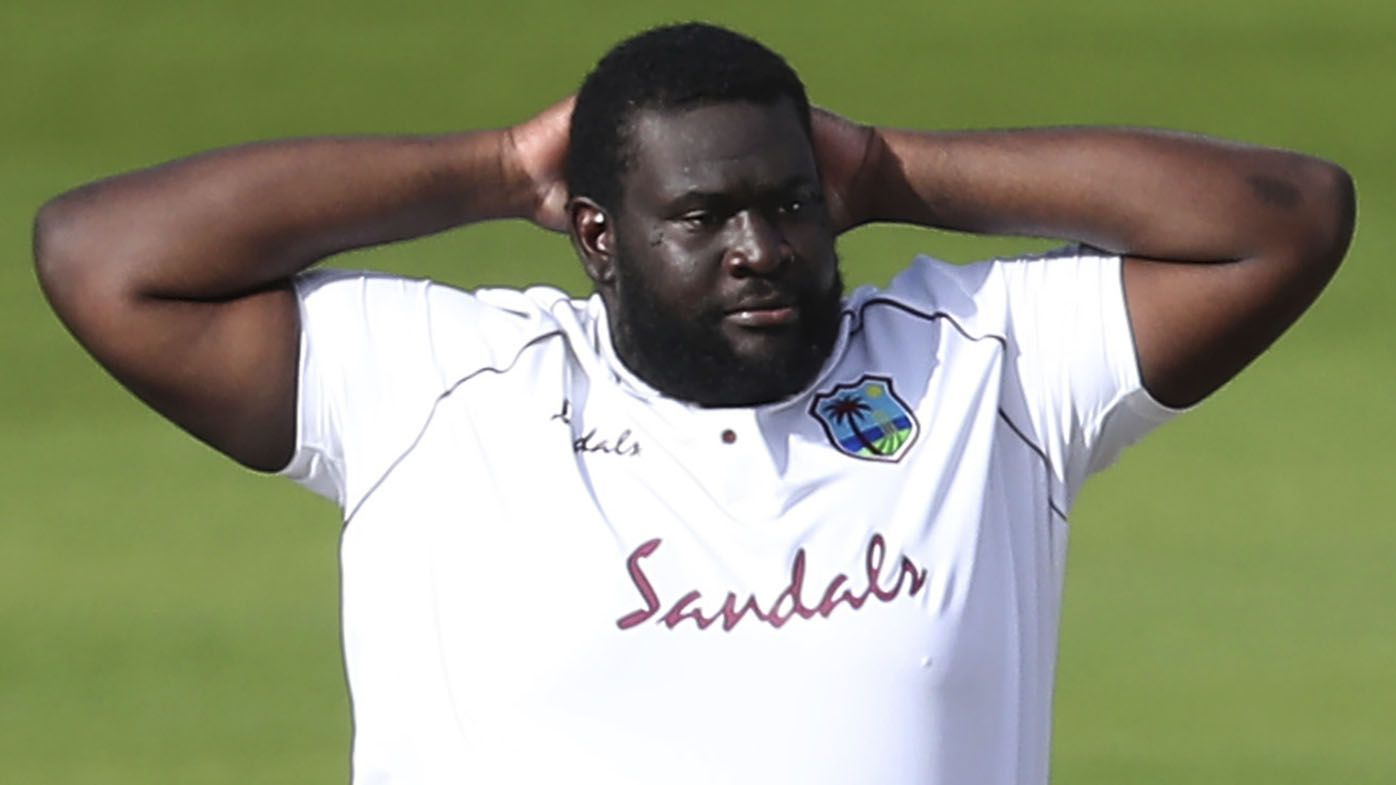 West Indies giant Rakheem Cornwall stars in triumphant Test win over Bangladesh