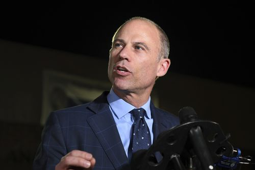 Lawyer Michael Avenatti will hand his wife a six-seat business jet, a Ferrari and $150,000 a month.