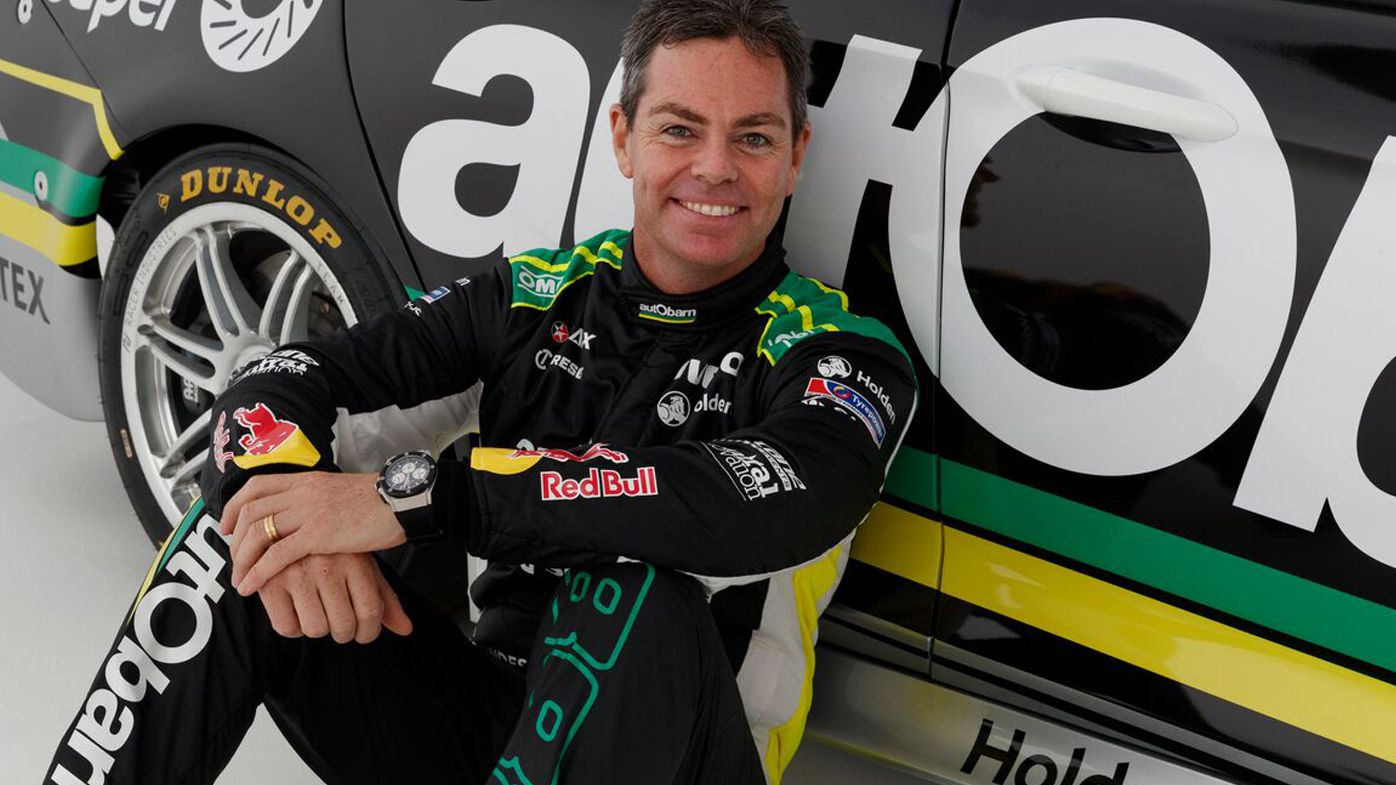 Craig Lowndes not pushed into retirement: Red Bull