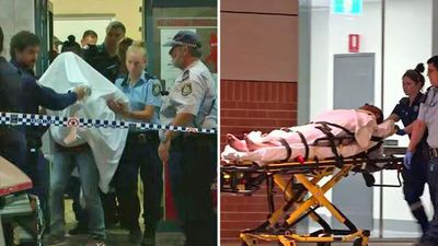 'Girl, 7, attacked in Sydney toilet block'