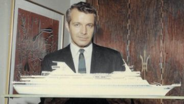 Arne Wilhelmsen, a founder of Royal Caribbean Cruises Ltd.