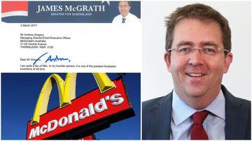 'I beg you': Senator pleads with McDonald's to introduce Milo McFlurry