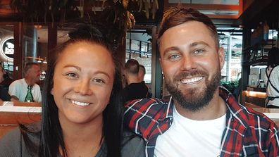 Josh Pihlak celebrates milestone with girlfriend