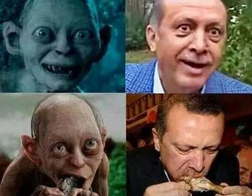 Turkish judge can't decide if comparing president to Gollum an insult