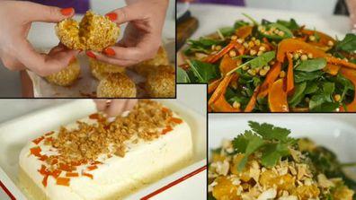 Today Extra: Pumpkin cooked four ways with 9Honey's Jane de Graaff